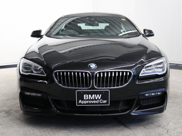 BMW BMW 640iグランクーペ Mスポーツ 黒革 SR ヘッドアップ