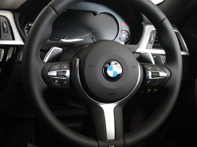 420iグランクーペ Mスポーツ 登録済未使用車液晶メーター(9枚目)