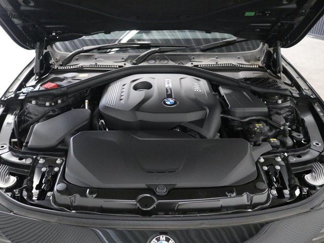 420iグランクーペ Mスポーツ 登録済未使用車液晶メーター(17枚目)