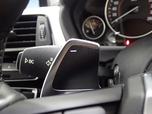 パドルシフト装備、まるでマニュアル車のようなドライブ感覚も楽しめます。