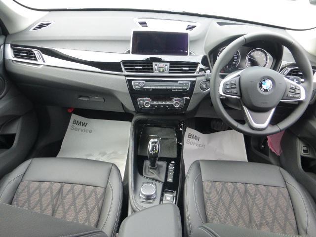 xDrive 20i xライン デモカー車両 ACC HUD(8枚目)