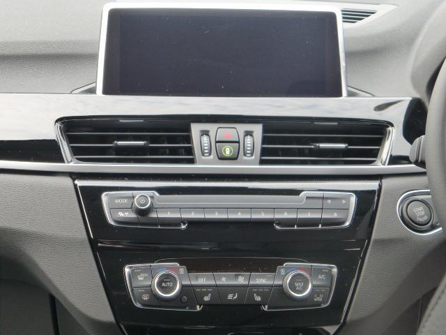 xDrive 20i xライン デモカー車両 ACC HUD(14枚目)