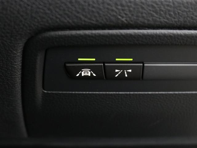 ◆BMWが誇るセーフティー機能の一つ、ドライビングアシスト(車線逸脱警告システム&前車接近警告機能)を標準装備