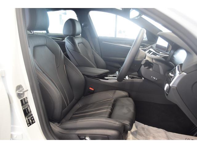 523d xDrive Mスピリット 弊社デモカー ハイラインPKG ブラックレザー 前後シートヒーター コンフォートアクセス アクティブクルーズコントロール ヘッドアップディスプレイ 電動シート アダプティブLEDヘッドライト(12枚目)