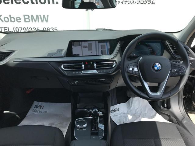 118i プレイ 弊社デモカー BMW アルミニウムライン オートマチックテールゲートオペレーション クルーズC コンフォートPKG ワイヤレスチャージング パーキングアシスト 16AW(44枚目)