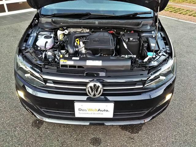 新型TSIコンフォートライン VW純正ナビ デジタルメーター(5枚目)