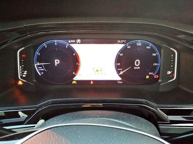 新型TSIコンフォートライン VW純正ナビ デジタルメーター(8枚目)