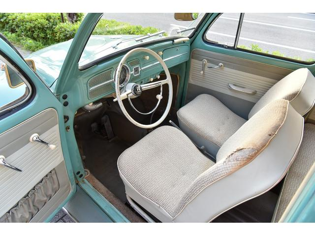 1962y スウェーデンモデル ツーオーナーズカー(5枚目)