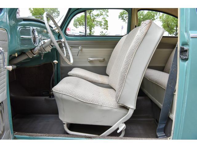 1962y スウェーデンモデル ツーオーナーズカー(6枚目)