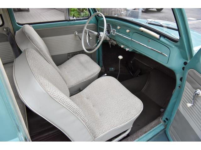1962y スウェーデンモデル ツーオーナーズカー(8枚目)