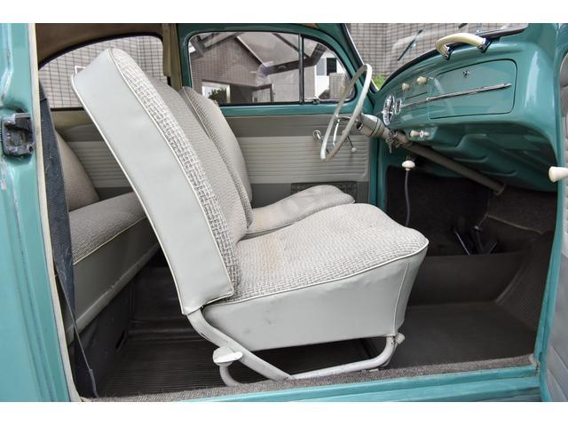 1962y スウェーデンモデル ツーオーナーズカー(9枚目)