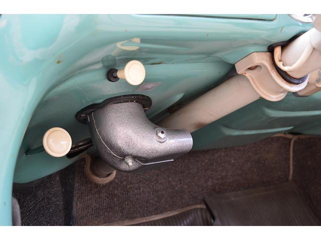 1962y スウェーデンモデル ツーオーナーズカー(14枚目)