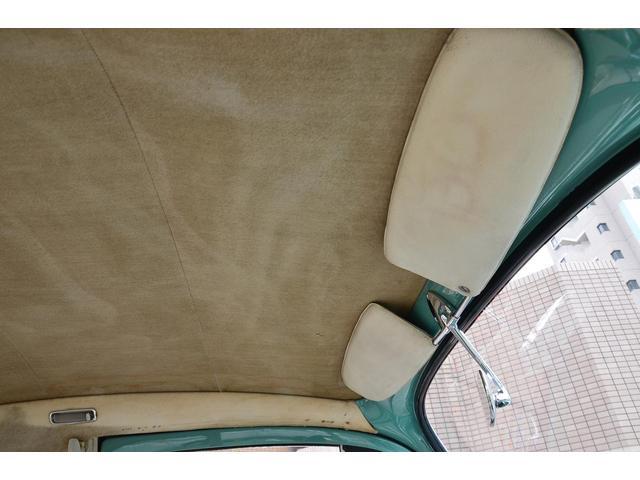 1962y スウェーデンモデル ツーオーナーズカー(15枚目)
