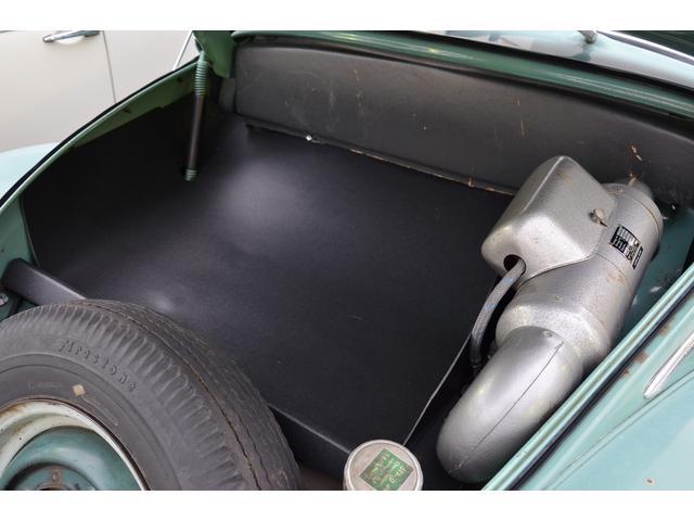 1962y スウェーデンモデル ツーオーナーズカー(18枚目)