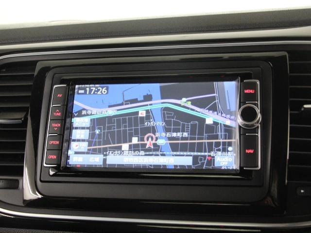 デザイン ナビ フルセグTV ETC 禁煙車 HID アルミ(6枚目)