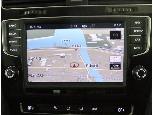 GTI ナビ フルセグTV ETC HID 禁煙車 アルミ(6枚目)