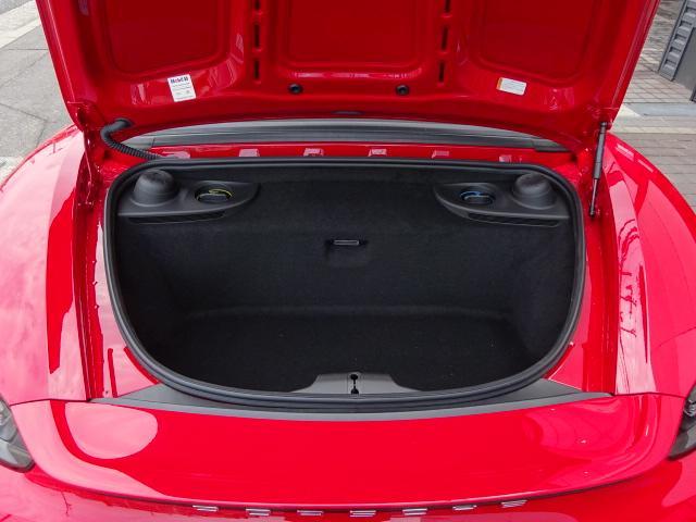 718ボクスター スポーツクロノ PASM デモカー(12枚目)