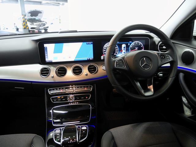 E200 4マチック アバンギャルド 4年保証 新車保証(3枚目)