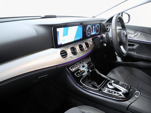 E200 4マチック アバンギャルド 4年保証 新車保証(4枚目)