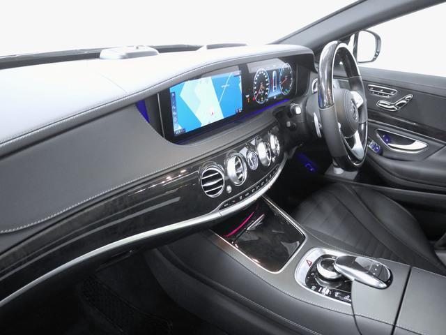S450 エクスクルーシブ AMGラインプラス 4年保証(4枚目)