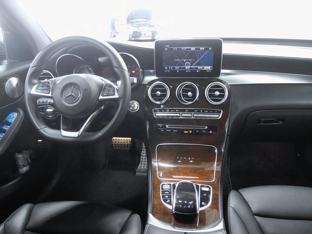 GLC350e 4マチック スポーツ 1年保証 新車保証(3枚目)