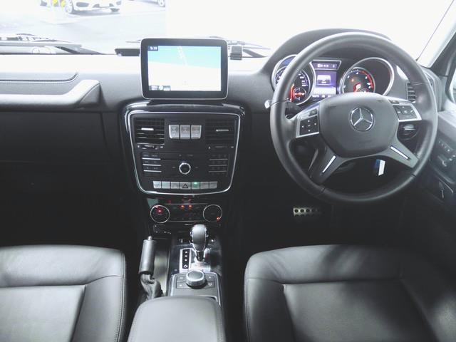 G350d ラグジュアリーパッケージ 1年保証 新車保証(3枚目)