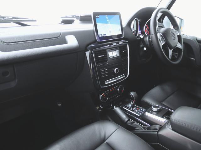 G350d ラグジュアリーパッケージ 1年保証 新車保証(4枚目)