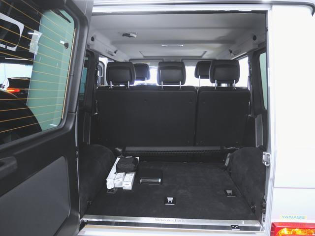 G350d ラグジュアリーパッケージ 1年保証 新車保証(10枚目)