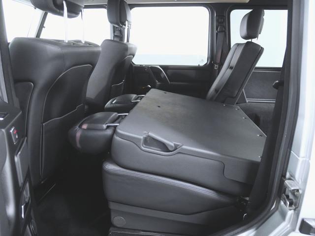 G350d ラグジュアリーパッケージ 1年保証 新車保証(12枚目)