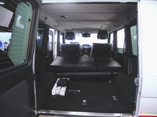 G350d ラグジュアリーパッケージ 1年保証 新車保証(14枚目)