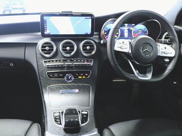 C200 ローレウスエディション レーダーセーフティパッケージ スポーツプラスパッケージ 4年保証 新車保証(3枚目)