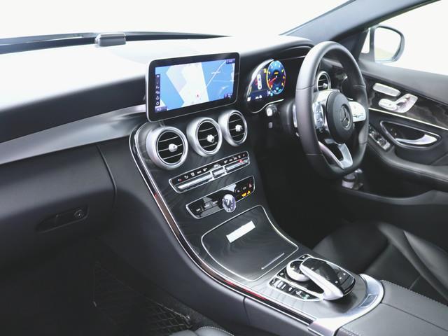 C200 ローレウスエディション レーダーセーフティパッケージ スポーツプラスパッケージ 4年保証 新車保証(4枚目)