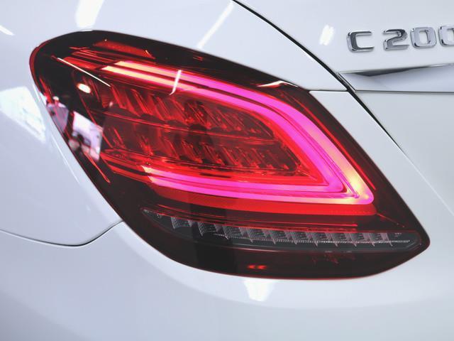 C200 ローレウスエディション レーダーセーフティパッケージ スポーツプラスパッケージ 4年保証 新車保証(7枚目)