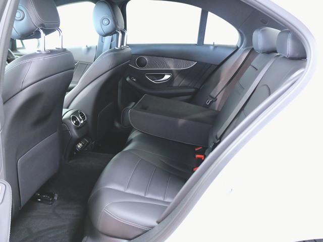 C200 ローレウスエディション レーダーセーフティパッケージ スポーツプラスパッケージ 4年保証 新車保証(13枚目)