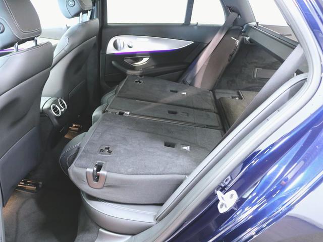 E200 ステーションワゴン アバンギャルド エクスクルーシブパッケージ (BSG搭載モデル) 4年保証 新車保証(11枚目)