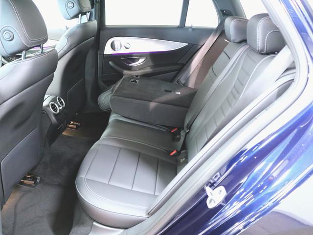 E200 ステーションワゴン アバンギャルド エクスクルーシブパッケージ (BSG搭載モデル) 4年保証 新車保証(13枚目)