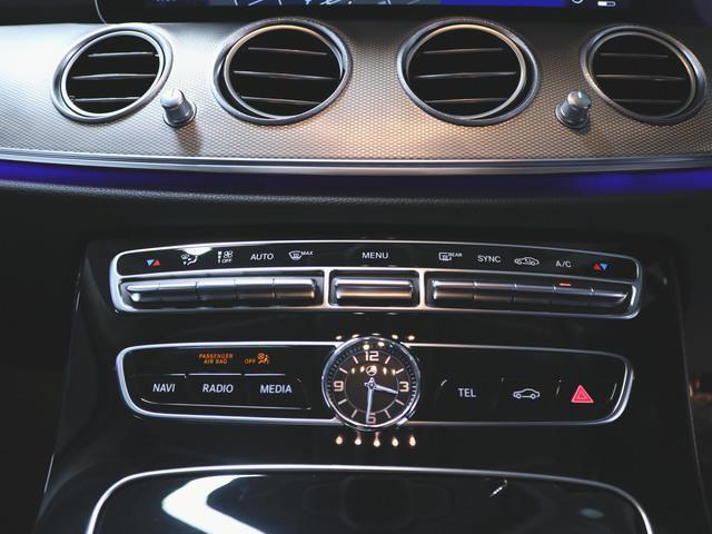 E200 ステーションワゴン アバンギャルド エクスクルーシブパッケージ (BSG搭載モデル) 4年保証 新車保証(29枚目)