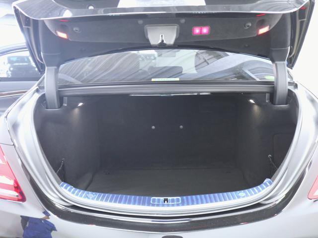S560 4マチック ロング ショーファーパッケージ 1年保証(10枚目)