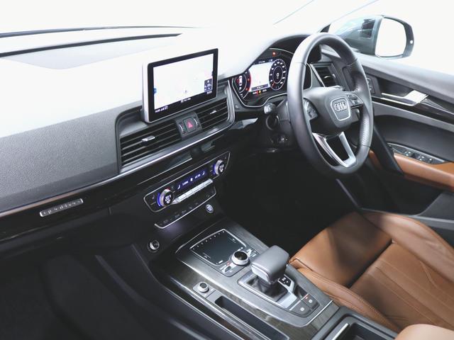 40 TDI クワトロ スポーツ エアサスペンション装着車 アシスタンスパッケージ マトリクスLEDパッケージ ラグジュアリーパッケージ 1ヶ月保証 新車保証(4枚目)