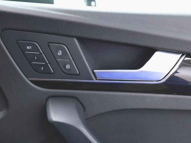 40 TDI クワトロ スポーツ エアサスペンション装着車 アシスタンスパッケージ マトリクスLEDパッケージ ラグジュアリーパッケージ 1ヶ月保証 新車保証(21枚目)