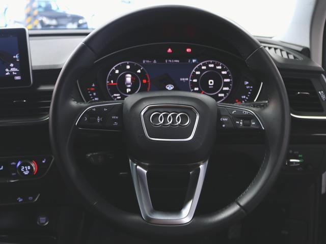 40 TDI クワトロ スポーツ エアサスペンション装着車 アシスタンスパッケージ マトリクスLEDパッケージ ラグジュアリーパッケージ 1ヶ月保証 新車保証(24枚目)