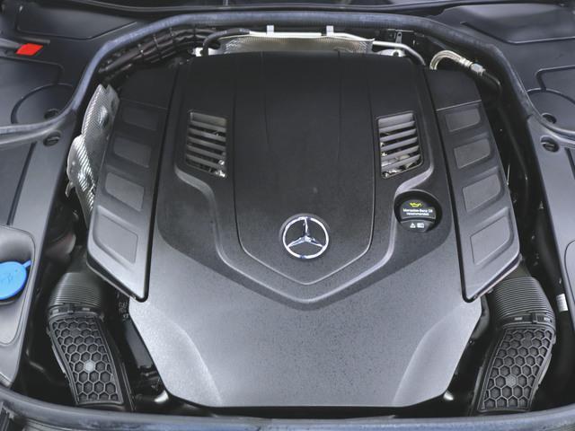 S560 4マチック ロング AMGライン ショーファーパッケージ 1年保証(31枚目)