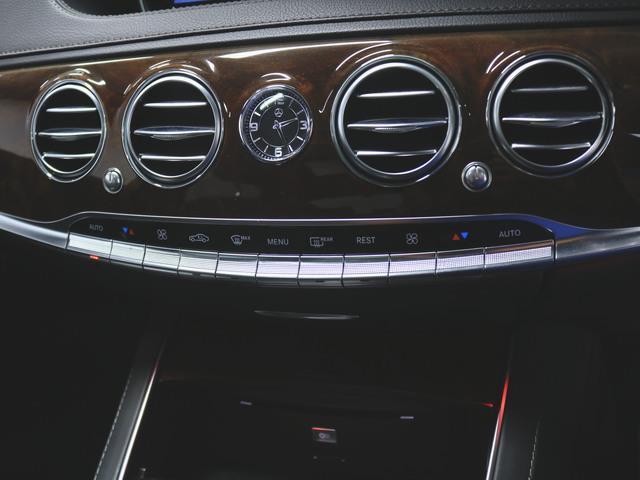 S550 ロング 本革 シートヒーター シートエアコン パワーシート フロアマット HDDナビ マルチ CD ミュージックサーバー 音楽プレーヤー接続 Bluetooth接続 フルセグ DVD再生(26枚目)