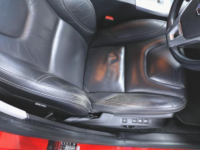 T4 Rデザイン 本革 シートヒーター パワーシート トランクスルー フロアマット HDDナビ マルチ CD ミュージックサーバー 音楽プレーヤー接続 Bluetooth接続 フルセグ DVD再生(16枚目)