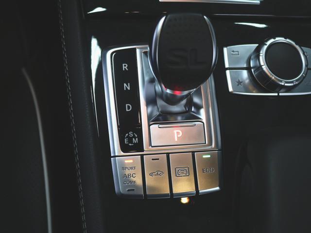 SL550 本革 シートヒーター パワーシート フロアマット HDDナビ マルチ CD ミュージックサーバー 音楽プレーヤー接続 Bluetooth接続 フルセグ DVD再生 ETC ガラスルーフ(22枚目)