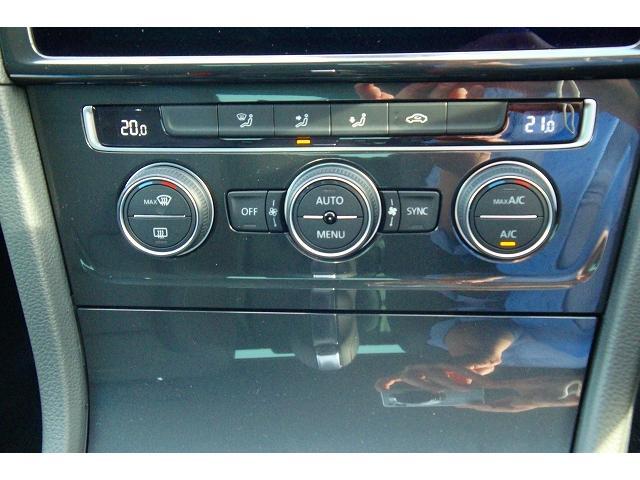 運転席と助手席でそれぞれ独立して温度風量の調整が出来ます。また、内蔵されたエアフィルターには花粉やダスト除に加えて、アレルゲン除去機能も付加しました。
