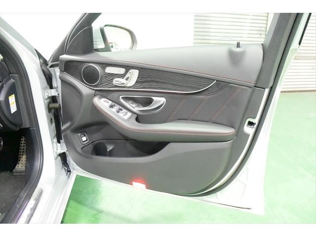 C63 レッドコンビレザー 右ハンドル 保証プラス加入済車両(16枚目)