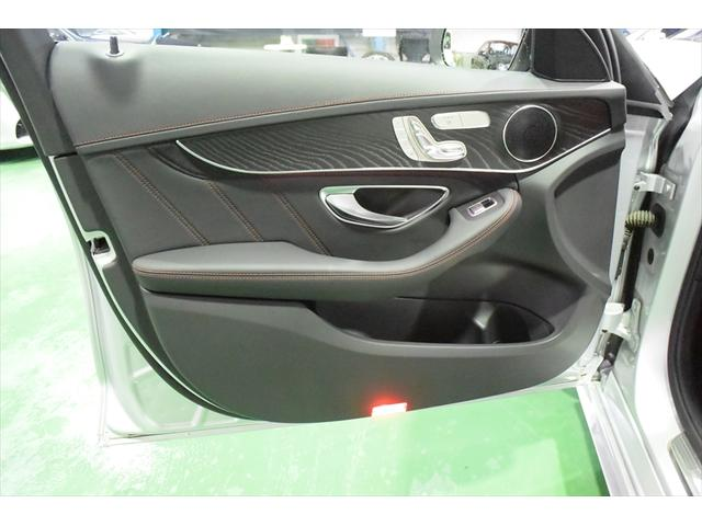 C63 レッドコンビレザー 右ハンドル 保証プラス加入済車両(17枚目)