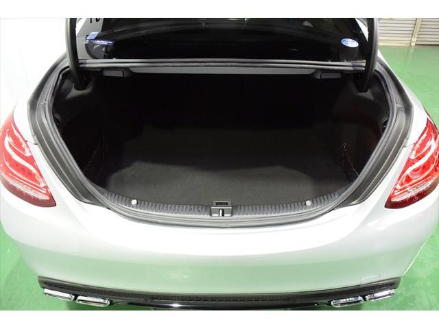 C63 レッドコンビレザー 右ハンドル 保証プラス加入済車両(20枚目)