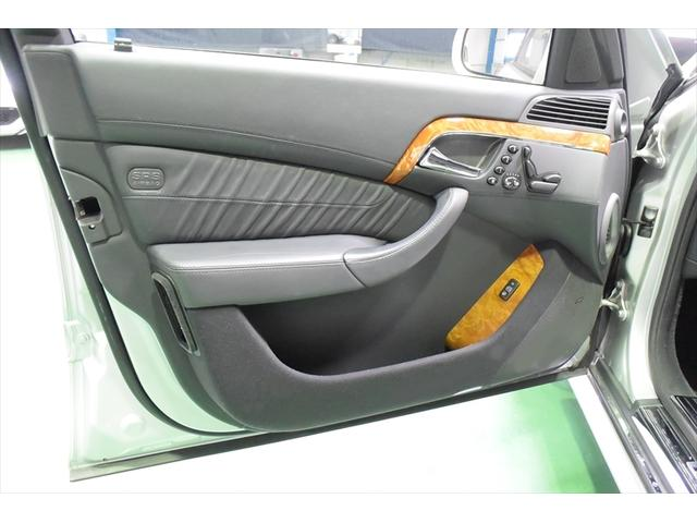 AMG S55ロング 右ハンドル ワンオーナー 禁煙車(17枚目)